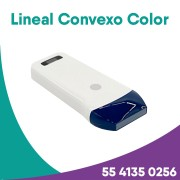 Transductor Inalámbrico Color Lineal o Convexo